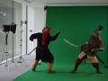 Az animációs film felvétele
