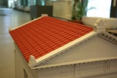 A tető
