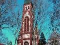 A Szabadság úti református templom