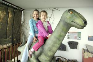 Dinoszaurusz a Tvtoronyban